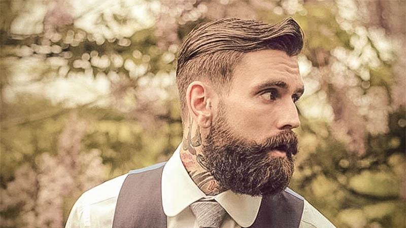 Barbearia Tradicional - cortes masculinos estilosos